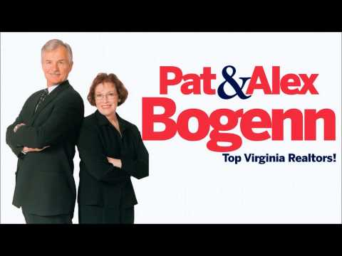 703-307-1215 Top Centreville VA Realty - Realtors Pat & Alex Bogenn Long & Foster