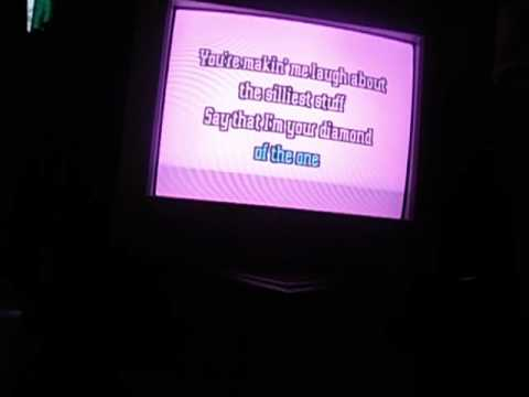 Hannah Montana 2 One In A Million Karaoke video