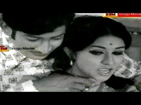 Uthama Illalu Telugu Movie Song - Manasu Niluvadu Priyathama -krishna,krishna Kumari video