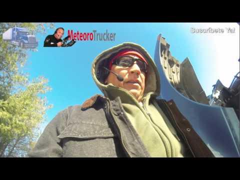 EL PELIGRO DEL HIELO NEGRO hoy en Meteoro Trucker