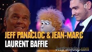 Jeff Panacloc et Jean-Marc au grand cabaret avec Laurent Baffie