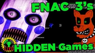 Unlocking FNAC 3