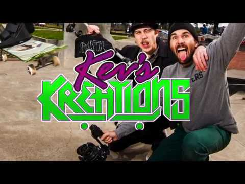 How To Build Gravette's Handi-Capable Skate-A-Scoot: Kev's Kreations Ep. 10