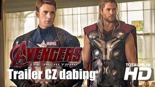 Avengers: Age of Ultron (2015) CZ HD dabing trailer