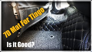 Tiago - 7D mat - Is it good? VFM? Price and quality with pros and cons