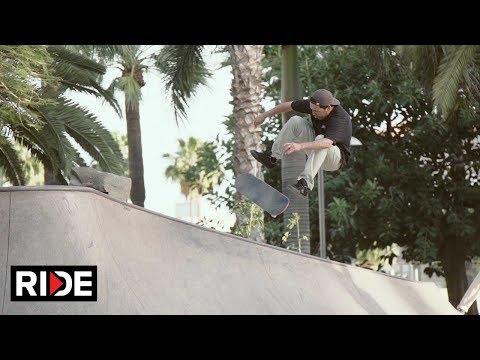 Nomad Skateboards in Tenerife - La Granja Skatepark