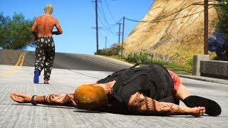 GTA V: Vida do Crime | VENCI A GUERRA ! RD PAGOU A VIDA pelo CRIME ! EP#47 . Gameplay M2