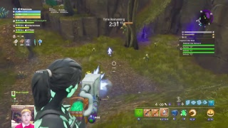 Fortnite save the world explore the mist
