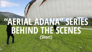 Aerial Adana exhibition behind the scenes, short version.
