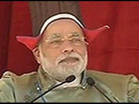 Prime Minister Narendra Modi visits Kargil