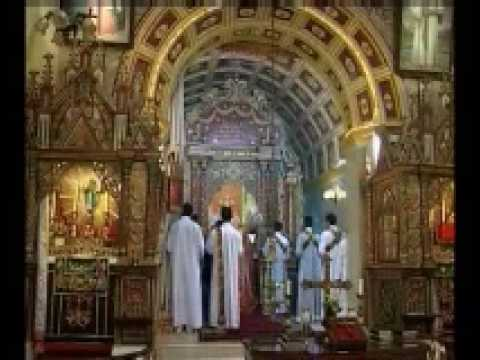 Malayalam Qurbana Holy Mass  Part 1 Antiochene Liturgy video