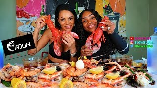 Seafood Boil with Nina Unrated