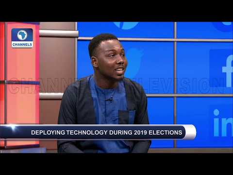 Deploying Technology During 2019 Elections Pt.2 |Channels Beam|