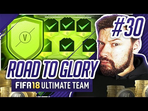 SQUAD BATTLES GAMEPLAY! - #FIFA18 Road to Glory! #30 Ultimate Team