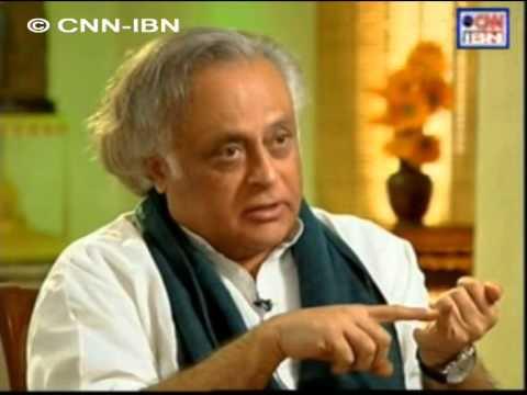 CNN IBN Jairam Ramesh 16 2 2014