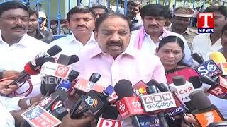 Minister Thummala Nageshwar Rao Filed Nomination - Paleru - Telangana  live Telugu - netivaarthalu.com