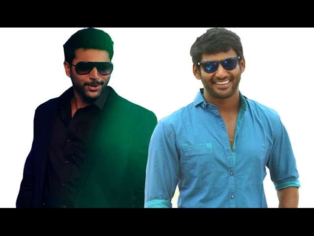 Jayam Ravi clash with Vishal| 123 Cine news | Tamil Cinema news Online