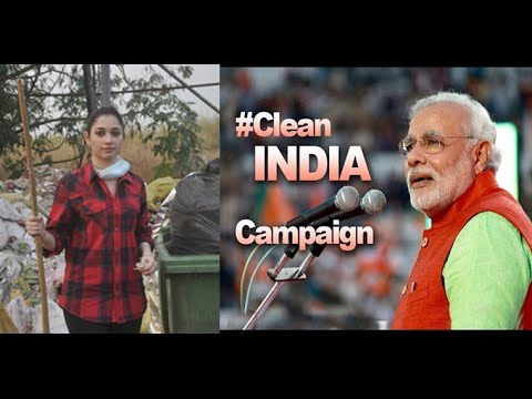 Tamannaah Bhatia - Joins Clean India Campaign | New Bollywood Movies News 2014