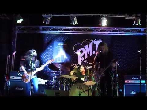 Doug Aldrich, Michael Devin, Brian Tichy SteamRolla Birmingham 2012