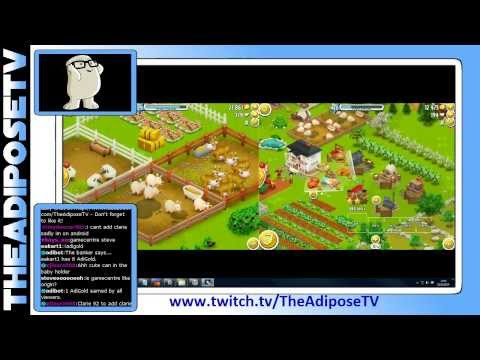 Hay Day LIVE - Chickens and Chat