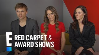 Why Elizabeth Hurley Loves Prancing Around in Sexy Bikinis | E! Live from the Red Carpet