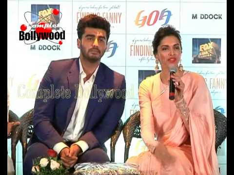 'Finding Fanny' associates with Goa Tourism as Destination Partner with Deepika & Arjun  2