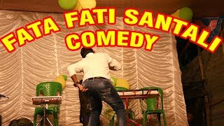 Santali Letest Commedy// comedian-Bablu Hansda
