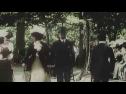 PARIS 1900 / 1930 La Belle époque Rare video, film d'époque france, expo 1900
