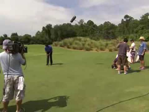 Tiger Woods 09 - Square Peg, Round Hole (Behind the Scenes)