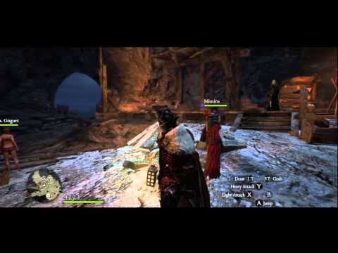 Dragon's Dogma Dark Arisen: All Level 3 Cursed Armor and Weapons