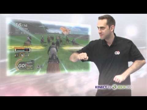 YogTrailers - Championship Jockey Kinect