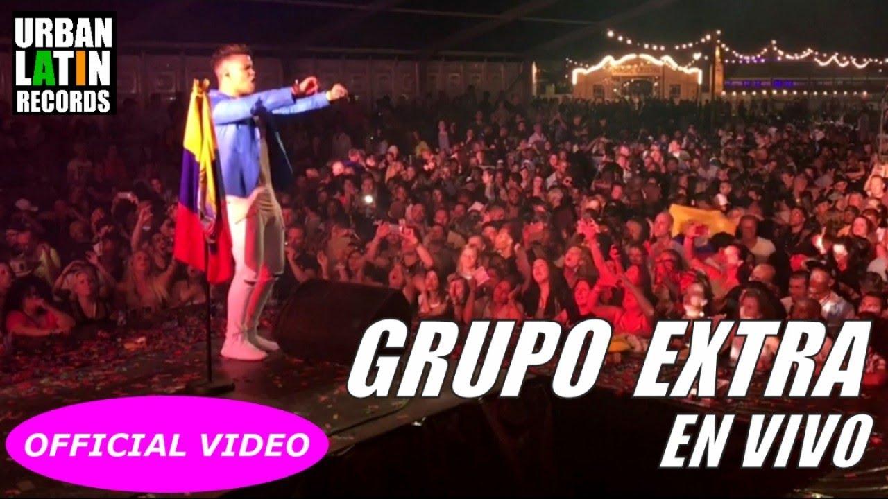 GRUPO EXTRA - EN VIVO !!!! 2017
