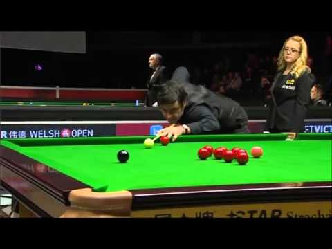 Because only I can - Ronnie O'Sullivan's cocky 146 [BBC]