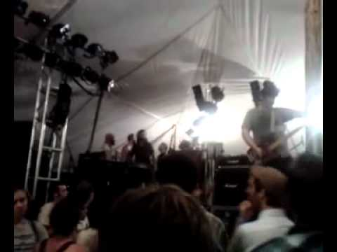 Gasoline Heart gets kicked off stage at Cornerstone 2011 - Part 1
