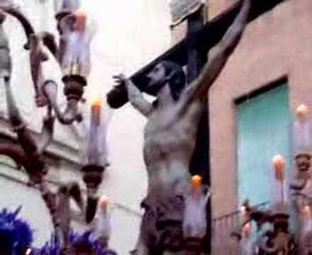 Desafortunada Salida Semana Santa Escolapios Granada