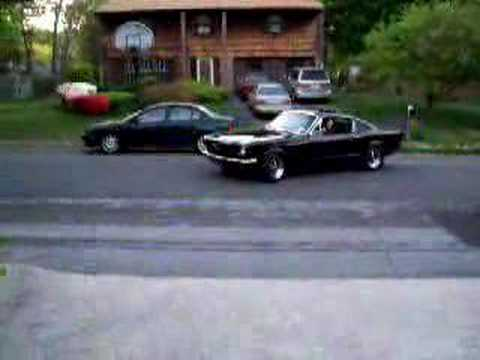 66 mustang fastback Video