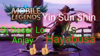 Dj Dasar Lo Anjay-Yin Sun Shin vs Hayabusa Movie