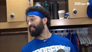 Matt Kemp Spring Training Interview | Matt Kemp Returns and LA Not Being a Baseball Town