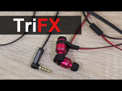 Ozone TriFX In-Ear Gaming Headset Review