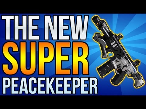 "BO2 - The ""NEW SUPER PEACEKEEPER"" Class Setup (Black Ops 2 Custom Classes)"