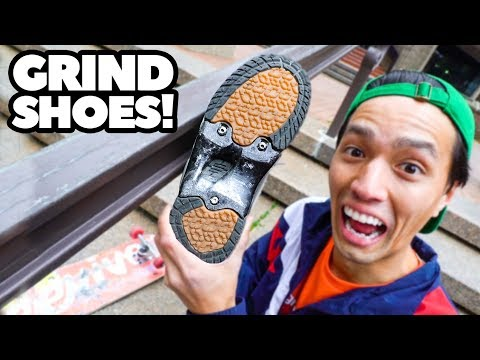 PRO SKATER VS SOAP SHOES!!