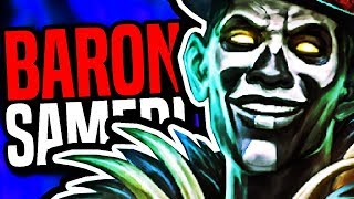 NEW SMITE GOD BARON SAMEDI IS BROKEN