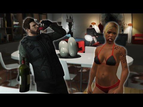 [GTA 5] The Stripper Incident