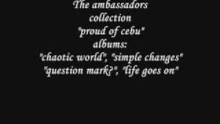 Watch Ambassadors Lonely Days video