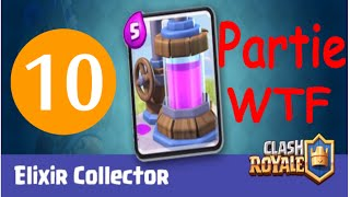 Clash Royal : Partie WTF...
