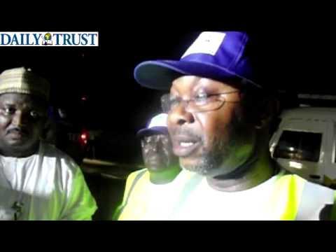 Nigeria Ebola contingents return