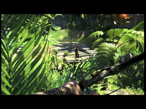 2. Far Cry 3 -- Ubisoft E3 2012 Press Conference