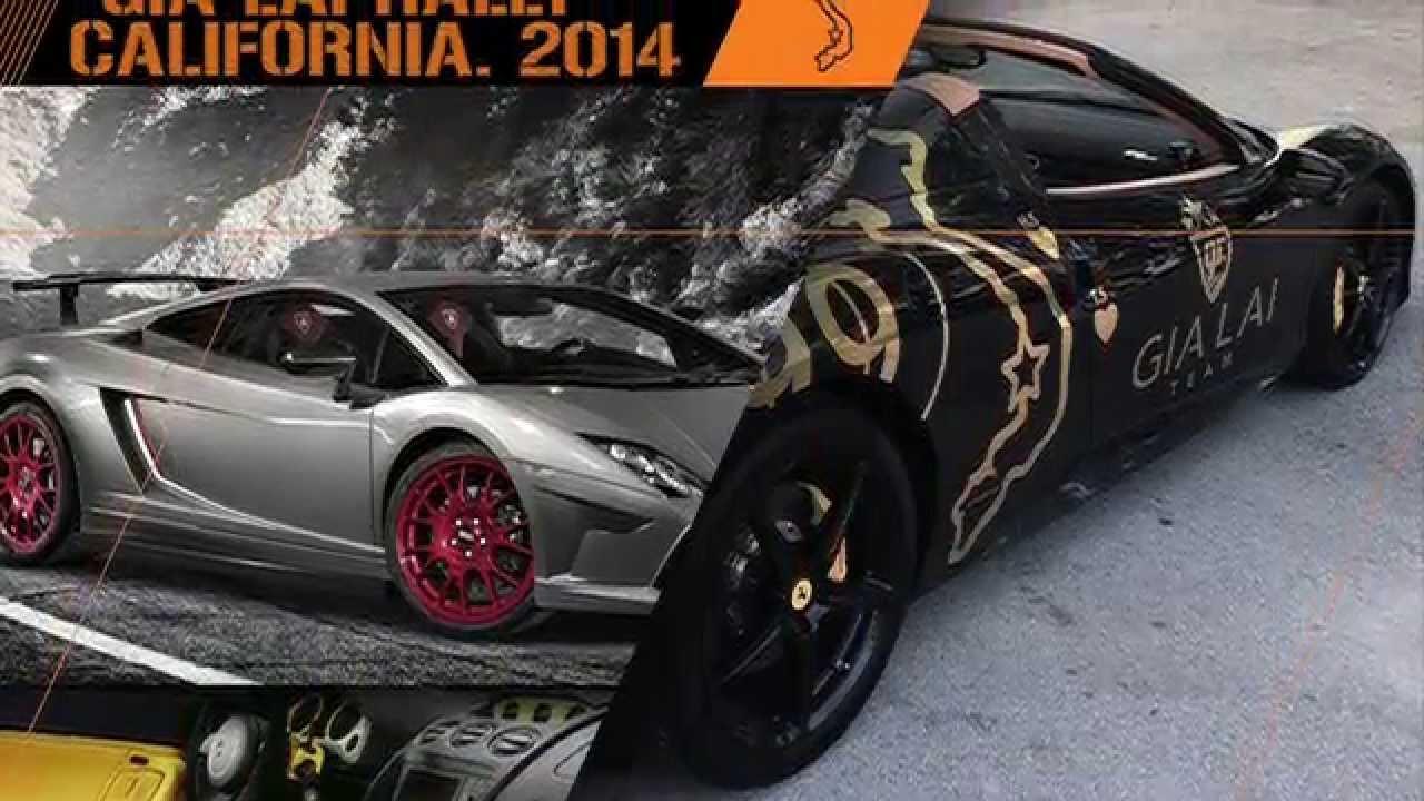 Gia Lai Rally California