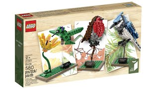 LEGO Ideas 2015 Birds: Official set pictures revealed! (21301)