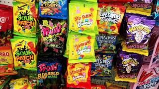 New Dollar Tree Snack Zone 😱 Name brand items